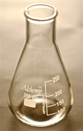 Narrow Mouth Erlenmeyer Flasks